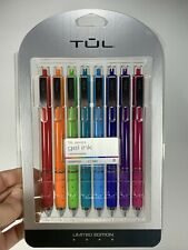 Tul Limited Edition Brights Candy Ink Gel Pens with Archival Grade Ink 8 pk