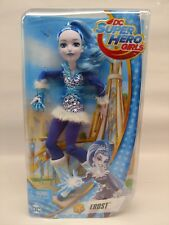 """DC SUPER HERO GIRLS Frost 12"""" Action Doll"""