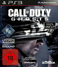 Call Of Duty: Ghosts Bonus Edition - Sony Playstation3 Shooter Game (2013)USK 18