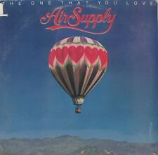 AIR SUPPLY The One That You Love LP - New / Sealed   SirH70