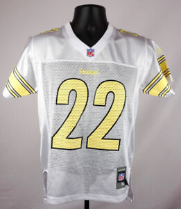 Pittsburgh Steelers Jersey Women's Large (14) #22 Duce Staley Jersey New ST160
