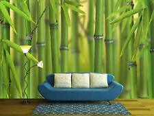 Wall26 - Bamboo Sprouts Forest - Wall Mural Home Decor - 66x96 inches
