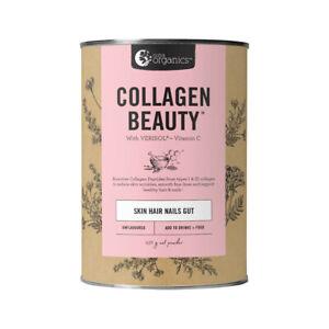 Nutra Organics Collagen Beauty Skin Hair Gut 450g with Verisol Vitamin C
