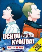 DVD Uchuu Kyoudai Vol. 1 - 99 End + Live Action Movie ( English SUB )