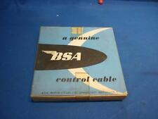 NOS BSA A75R Triumph Trident Throttle Cable 70-72  # 60-2022 Trident  NOS  LU147