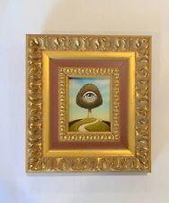 2005 Naoto Hattori Original Painting (Tree 002) Signed