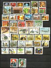 Zimbabwe Used Stamps 1980 - 2002