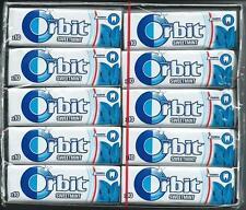 30x Wrigleys Orbit Sweetmint Chewing Gum Full Box 300 pcs FREE SHIPPING