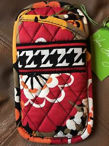 VERA BRADLEY Double Eyeglass Case BITTERSWEET Rare, New with Tags Exact Item