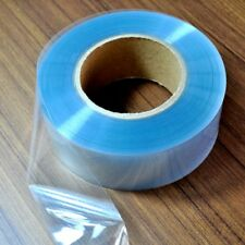 120mm Transparent Clear PVC Heat Shrink Tube LiPO NiMH NiCd Battery Shrinking 1M