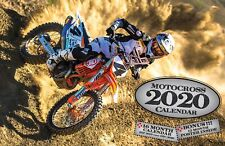 2020 MX DELUXE WALL CALENDAR Motocross Dirt Bike