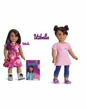 American Girl Luciana Vega Doll & Book And P.J'S Pajamas NEW IN BOX