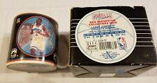 Larry Johnson Charlotte Hornets Coffee Mug Vintage Sports Impressions 90s w/Box
