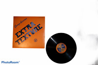 """George Harrison"""" Extra Texture"""" Apple records LP 1st Japanese pressing 1975"""