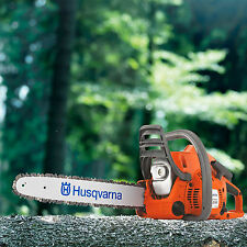 Husqvarna Kettensäge 236 Motorsäge Benzinkettensäge Markenware Kette Schwert
