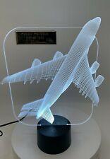 Lampeez 3D Lamp - Airplane - 7 Colors