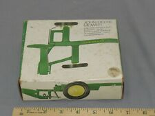 Vintage John Deere Sickle Bar Mower 1:16 Toy by ERTL New in Original Box rare!