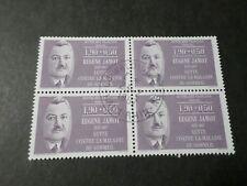 FRANCE 1987, BLOC timbres 2455, E. JAMOT CELEBRITY, oblitéré 1° JOUR FDC