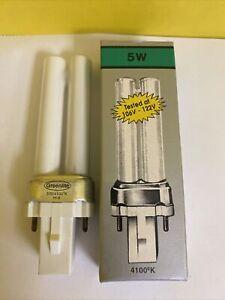 Greenlite Compact Fluorescent Lamp 5W 41000 K