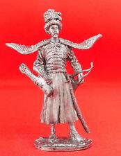 Polish cavalryman 17 century 54 mm Tin Miniature Figure Figurine Toy soldier