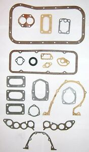 AUTOBIANCHI PRIMEL BN - COUPE - 65 C/ DICHTUNGSSATZ MOTOR/ MOTOR DICHTUNG SET