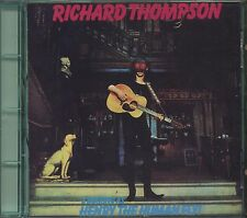 RICHARD THOMPSON - Starring as Henry the human fly - CD USA NEAR MINT CONDITION