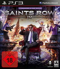 Ps3/SONY PLAYSTATION 3 gioco-Saints Row IV (4) (con imballo originale)