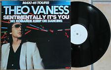 THEO VANESS    MAXI 45 TOURS