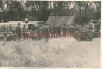 Foto, US-Army W.A.C., Frankreich, Lager an der Maginotlinie,  1944, 5026-697