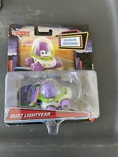 New listing Disney Pixar Cars Drive-In Buzz Lightyear Toy Story Die Cast 1:55