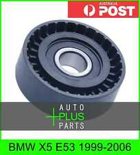 Fits BMW X5 E53 Idler Tensioner Drive Belt Bearing Pulley