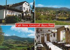 Cafe Stern , Gotteszell , Bayer. Wald  ,  Ansichtskarte, beschriftet
