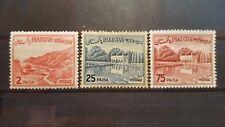 PAKISTAN 1961/63  mi.nr 137mint -143 +146 mint no gum