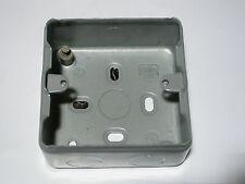 MK Metalclad Plus back box K8891 ALM
