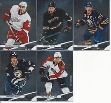 NHL Group/Lot 2012-2013 Panini Certified 5 Hockey Cards Ryan Pominville Smith