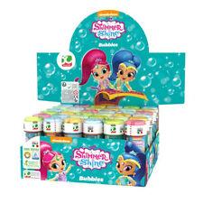 Shimmer & Shine Jungen Mädchen Bubble Blowing Wannen Kinderzimmer Garten Party Tasche Füller