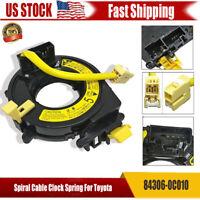 84306-0C010 Steering Wheel Spiral Clock Spring For Toyota Camry Corolla Solara