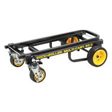 Rocknroller R2G Multi carrello trasporto trolley Glide rotelle 8 in 1 PIEGHEVOLE DJ DIS