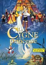 Le Cygne et la princesse (DVD) NEUF