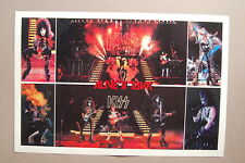 Kiss Alive 2 Concert Tour Poster