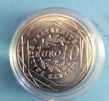 FRANCE 10 & 25 EURO  Semeuse en Argent  Silver Silber
