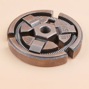 3-Shoe Clutch Assembly For Husqvarna 261 262 262XP 257 Chainsaw 503577101