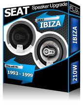 Seat Ibiza Rear Door Speakers Fli Audio car speaker set 210W