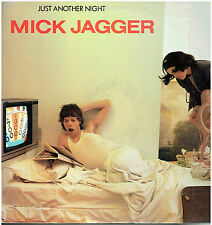 """MICK JAGGER - Just Another Night - 1985 USA 3-track 12"""" vinyl - ROLLING STONES"""