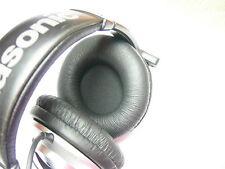2 Ohrpolster 100  mm  passend an Panasonic RP-HTF550 Stereo Headphones