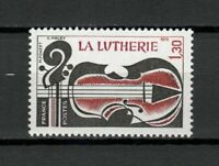 s25225) FRANCE 1979 MNH** Violin construction 1v