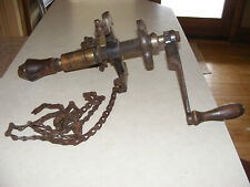 Rare Antique Maple Syrup Tap Drill