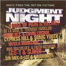 ORIGINAL SOUNDTRACK JUDGMENT NIGHT LP VINYL 33RPM NEW