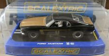 #11 BOSS 302 1970 Mustang Scalextric 1/32 Scale Slot Car. #C3230 NIB Discontinue