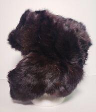 Vintage 88' Made in USSR Men's Rabbit Fur Winter Hat!